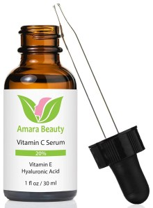 Amara Beauty's Vitamin C Serum for Face