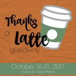 Thanks A Latte Giveaway Hop ~ $25 Dunkin Donuts Gift Card [Ends 10/31]