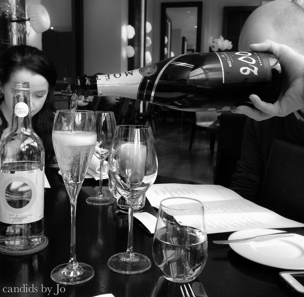 Divine Dining At Dinner By Heston Blumenthal » Candids By Jo