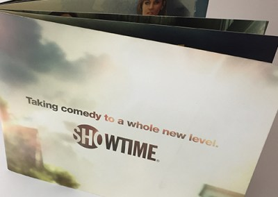Showtime – New Line Up