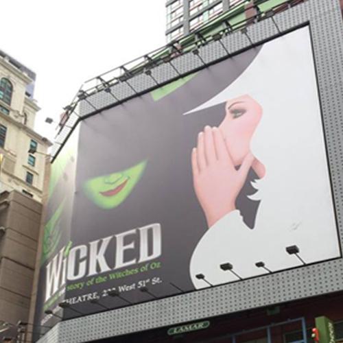 Wicked Billboard