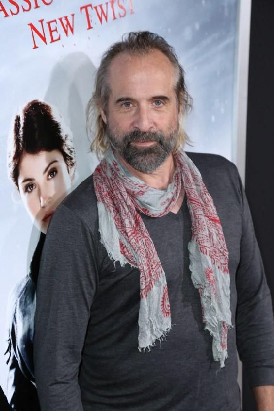 "Peter Stormare arrives at the Los Angeles premiere of ""Hansel and Gretel Witch Hunters"" held at Grauman's Chinese Theatre on Thursday, January 24, 2013 in Hollywood, Calif. (Photo by Alex J. Berliner/ABImages)"