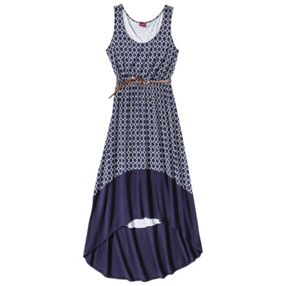 Merona Petites Sleeveless Scoop-Neck Maxi Dress in Black or Xavier Navy. Target.com
