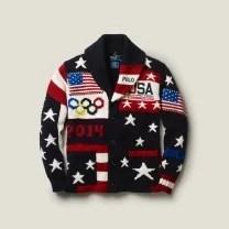 Team USA Ceremony Cardigan by: Polo Ralph Lauren