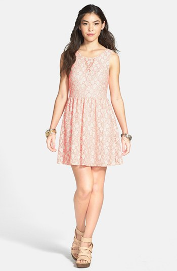 Fashion Trendy Spring Inspired Easter Dresses For Juniors