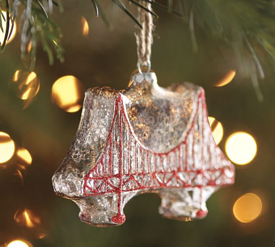 Pottery Barn Christmas Decorations Mercury Home Decor And
