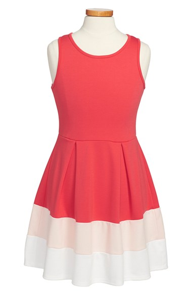 Fashion Trendy Easter Dresses For Tween Girls Age 11 To