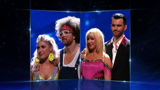 Dancing With The Stars season 20 episode 2: Suzanne Somers and Red Foo were in the bottom two. Who went home last night? Be sure to watch the video to see the first DWTS elimination of 2015.