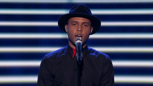 "American Idol season 14 episode 26 Arena Anthems: Rayvon Owen sings Sam Smith's hit song ""I'm Not the Only One"" on Wednesday, April 22."