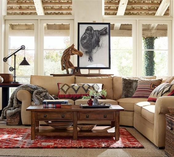 pottery barn living room sale save up