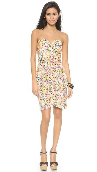 Yumi Kim Date Night Dress in Crazy Daisy