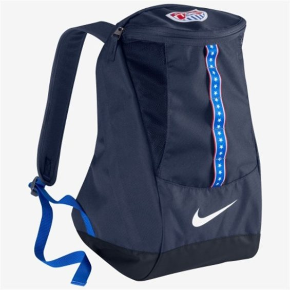 Nike US Soccer Shield Compact Backpack - Navy Blue