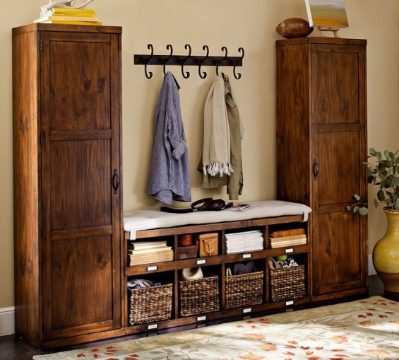 Pottery Barn Entryway Sale Benches And Furniture Must