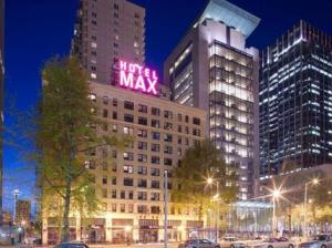 Stay at the Hotel Max in Seattle, Washington for under $200 a night! Orbitz