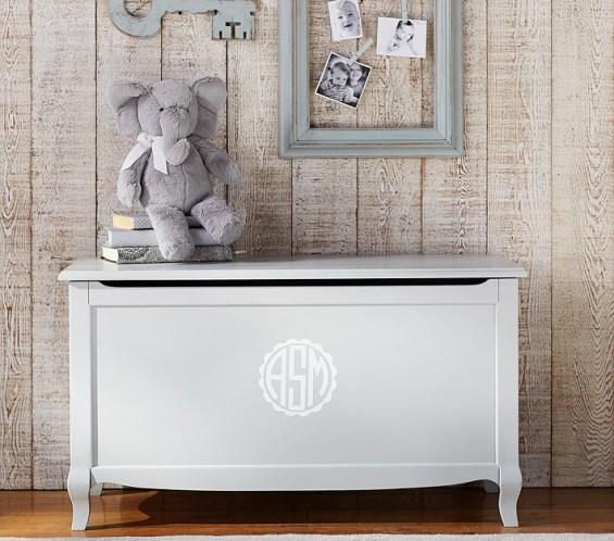Kids Storage Bench Furniture Toy Box Bedroom Playroom: Pottery Barn Kids Playroom Furniture Sale: Save 30% On