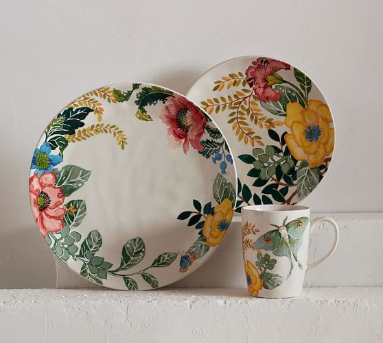Pottery Barn Dinnerware And Table Linens Sale Save 20 On