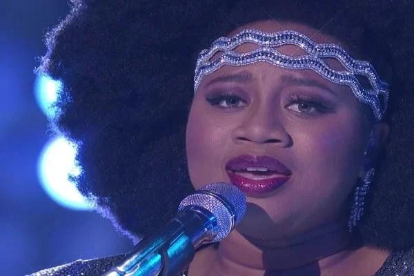 "Watch American Idol Season 15 Top 8 performer La'Porsha Renae sing Beyonce's hit song ""Halo"" on Thursday, March 3, 2016."