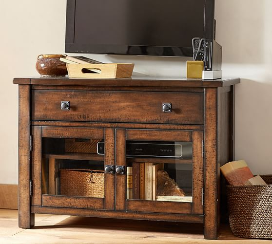 Pottery Barn BENCHWRIGHT TV STAND