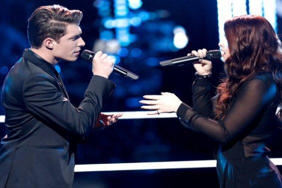Watch Daniel Passino vs. Kristen Marie of Team Christina battle it out during The Voice season 10 episode 8 battle rounds!