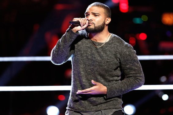 """Watch The Voice Season 10 Episode 12 The Knockouts Night Three: See Bryan Bautista of Team Christina Aguilera perform Justin Bieber's hit song """"Sorry"""" during the knockout rounds on Monday, April 4th, 2016."""