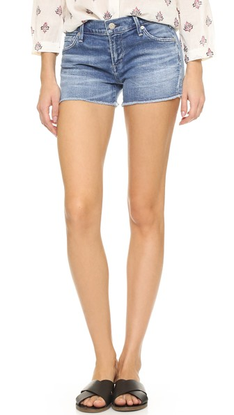 Citizens of Humanity Ava Cutoff Shorts Pacifica Shopbop friends and family sale