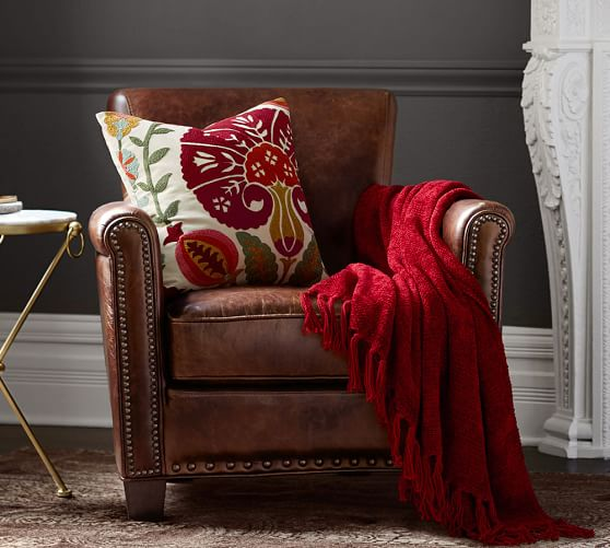 Pottery Barn Furniture Usa: Pottery Barn Leather Furniture Sale! Save 15% On Leather