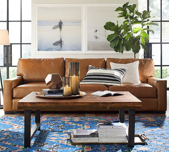 Leather Sleeper Sofa Sale