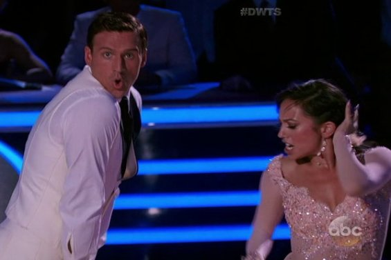 Watch Dancing With The Stars Season 23 Episode 1: Watch Olympian Ryan Lochte and his partner Cheryl Burke dance their first foxtrot! They wowed the judges with their fabulous dance.