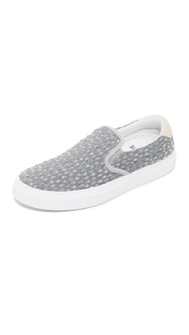 Diemme Garda Slip On Sneakers Grey