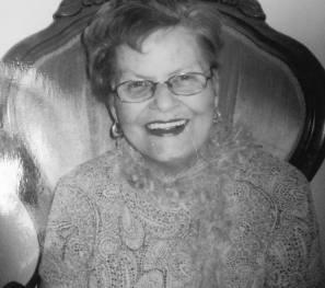 My beautiful grandmother (and partner in crime!) Margarita Perez.