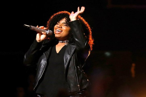 "Watch The Voice Season 11 Episode 21 Live Top 10 Performances Videos: See talented 17 year old singer Wé McDonald cover Billie Holiday's jazz classic ""God Bless the Child earlier this evening. I have a feeling we will see Wé in the finals. She's amazing!"
