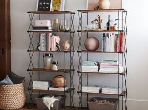 Pottery Barn DUBLIN STACKABLE SHELVING UNIT pottery barn 25% off sale