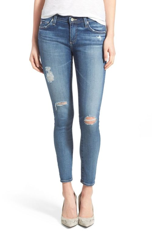 AG 'The Legging' Ankle Jeans (11 Year Swap Meet) 2017 Nordstrom winter sale