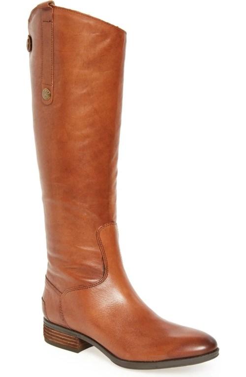 Sam Edelman 'Penny' Boot (Women) Whiskey 2017 Nordstrom winter sale