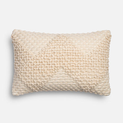 Magnolia Home Fae Ivory Lumbar Pillow Pier 1 magnolia home by joanna gaines for pier 1 imports