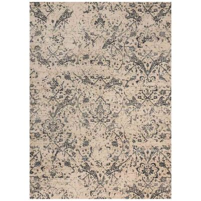 Magnolia Home Kivi Ivory Ink Rug Pier 1 magnolia home by joanna gaines for pier 1