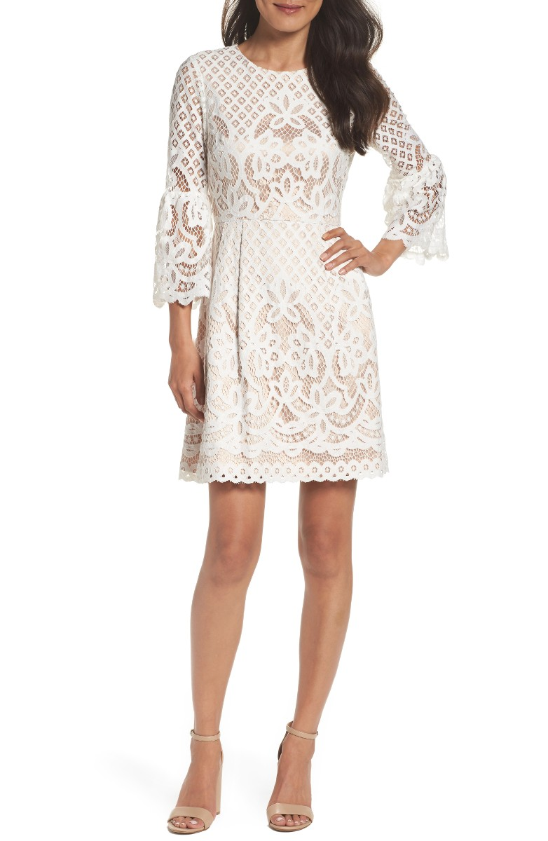 Trendy Fit And Flare Dresses For Spring Summer 2017