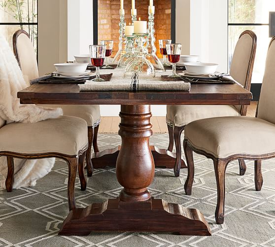 Pottery Barn Dining Furniture Sale 25 Off Dining Tables