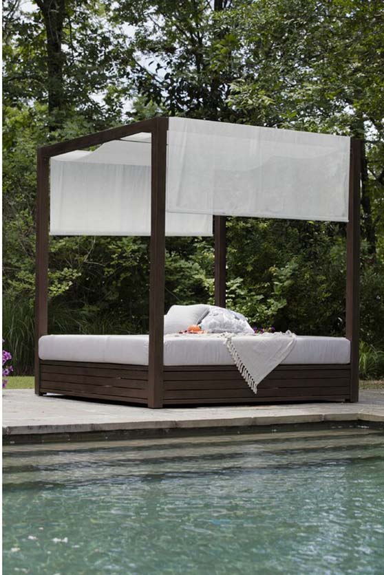 20 gorgeous outdoor daybeds for your