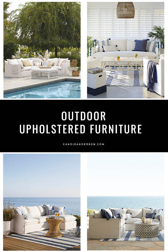 the best upholstered outdoor furniture