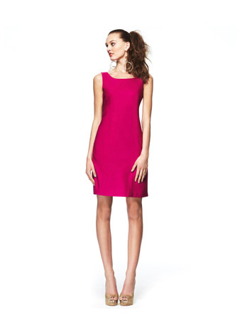 Pink  Multi Colored  Black Get the Look Sleeveless Low-V Sheath Dress by Ronnie Escalante Macy's