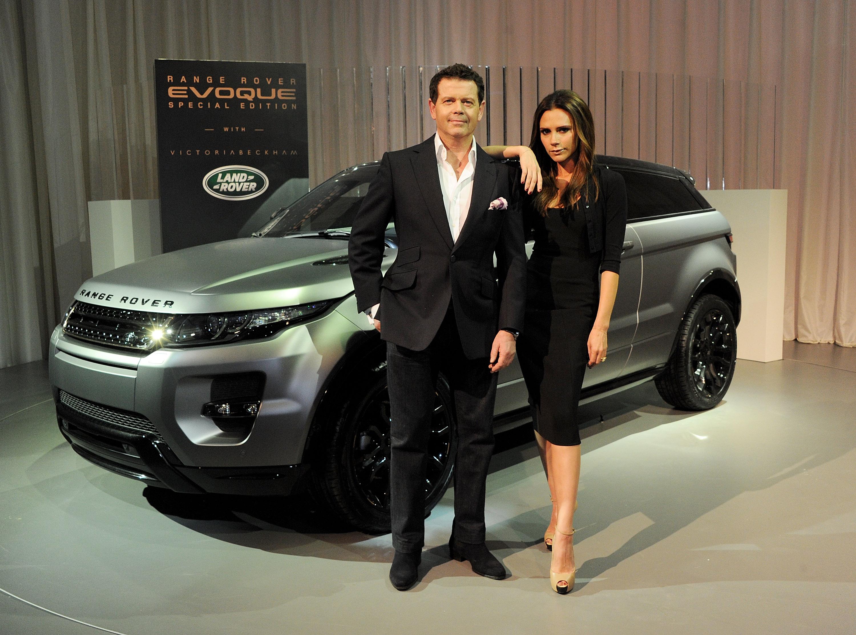 Victoria Beckham & Land Rover Unveil New Range Rover Evoque