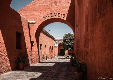 Couvent d'Arequipa - Pérou