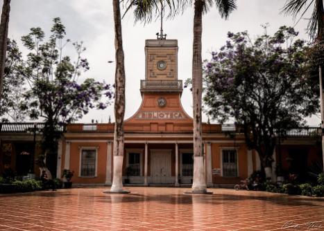 Quartier de Barranco - Lima