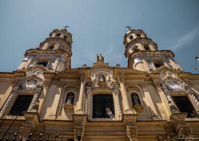 Église - Buenos Aires