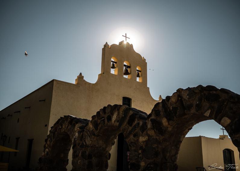 Église Cachi - Région de Salta