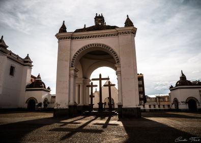 Église Copacabana - Bolivie