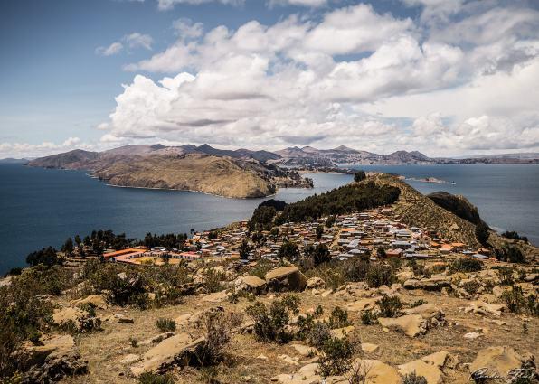 Lac Titicaca - Isla del sol
