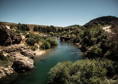 Rivière Nirihuau - Patagonie Argentine