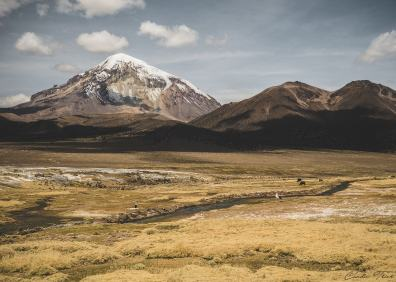 Nevado Sajama - Bolivie